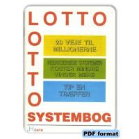 Lottosystembog